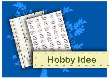 Hobby Idee Achtergrondvellen