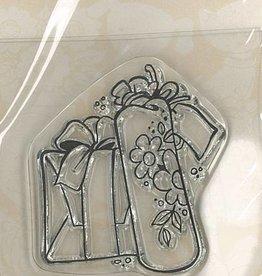 Pigo Productions Mini timbres transparents - cadeau