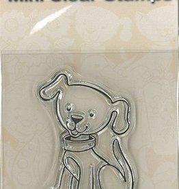 Pigo Productions Mini timbres transparents - Chien