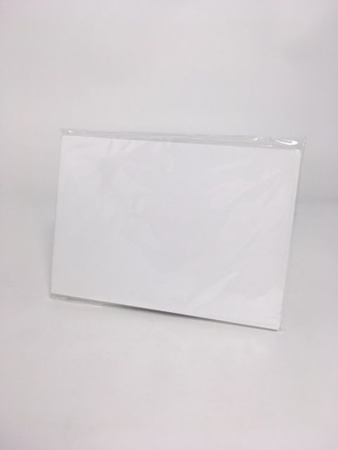 Enveloppe C6  Wit