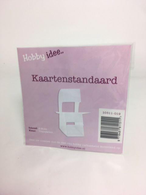 Hobby Idee Kort standard
