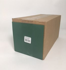 Enveloppe carré vert 14 * 14 cm