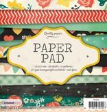 Studiolight Paper Pad 15 x 15 cm, 36 sheets, 12 patterns nr.84