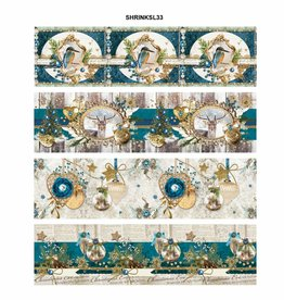 Studiolight Sleeves 130 mm, ROYAL CHRISTMAS NR 33