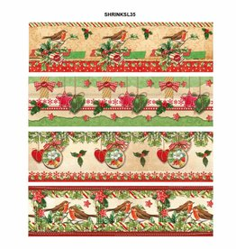 Studiolight Sleeves 130 mm, CLASSIC CHRISTMAS NR 35