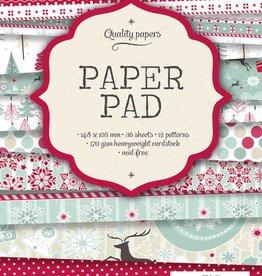 Studiolight Paper Pad Blok 200 gr. A6, nr.93