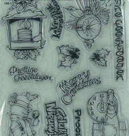 Pigo Productions Pigo Clear Stamps A5 Noël