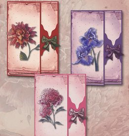 Creatief Art Klassiske blomster 01