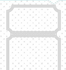 Studiolight Embossing Die Cut Stencil Essentials (130x200 mm) nr.116