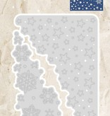 Studiolight Cutting and Embossing Die 137 x 89 mm, Winter Trails, nr.105
