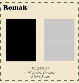 Romak Romak Card 125 Stück