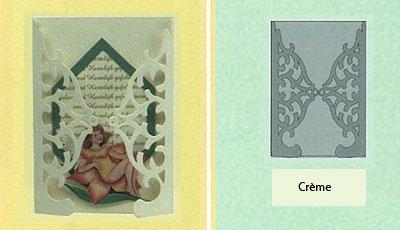 Romak Romak Card Ivory 125 stk