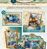 Studiolight Stansblok A4, content 12 sheets die cut, Royal Christmas nr.71