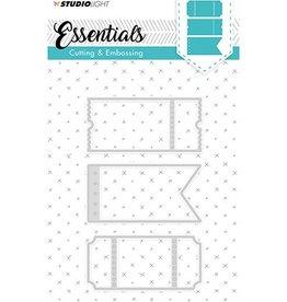 Studiolight Embossing Die Cut Stencil Essentials nr.100