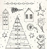 Studiolight Stamp (1) A6 Winter Days, nr.313