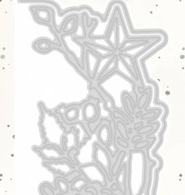 Studiolight Cutting and Embossing Die 132 x 57 mm, Winter Days, nr.114