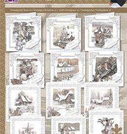 Creatief Art Noël nostalgique 01