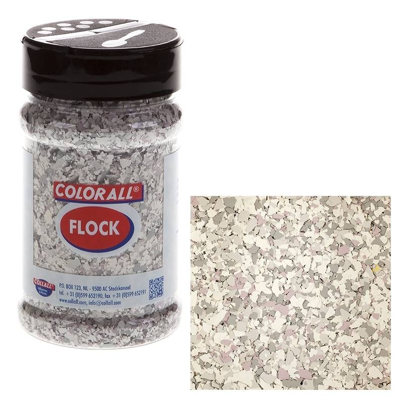 Collall Flock 3mm pot 150 gram Rome