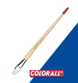 Collall Platte Kwast Kort Gussow-model  22 mm