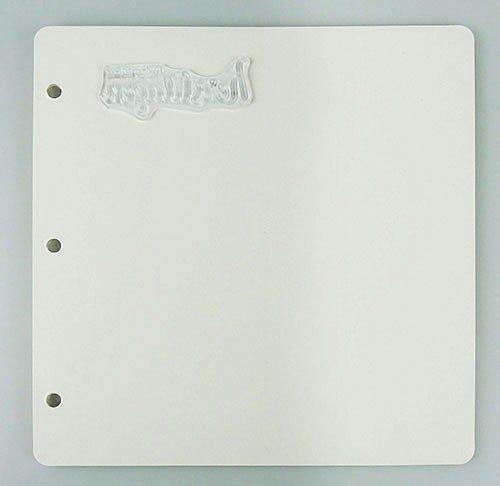 Hobbytheek WIPL002 Refill white EZ-mountig plates for EFC005 (10 pcs/pkg)