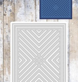 Studiolight Embossing Die 80 x 110 mm, Denim Saturdays nr.138