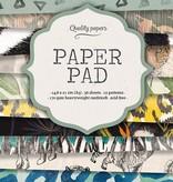 Studiolight Paper Pad A5, 36 vel, 12 patronen nr.105
