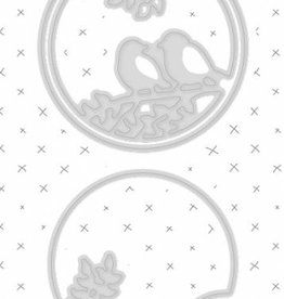 Studiolight Embossing Die Cut Stencil Layered, Favourites nr.146
