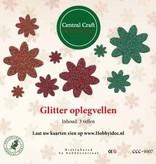 Central Craft Collection Glitter Oplegvellen
