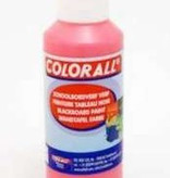 Collall Colorall Schoolbordverf 100 ml Roze