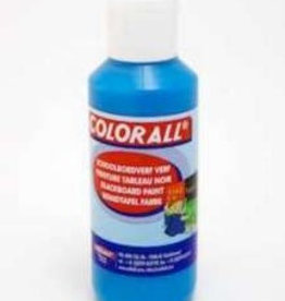 Collall Colorall Schoolbordverf 100 ml Licht Blauw