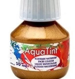 Collall AquaTint fles 50 ml Goud