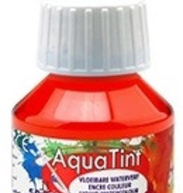 Collall AquaTint fles 50 ml Licht Rood