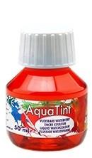 Collall AquaTint fles 50 ml Licht Rood