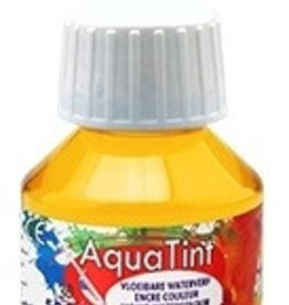 Collall AquaTint fles 50 ml Geel