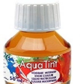 Collall AquaTint fles 50 ml Oker