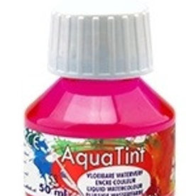 Collall AquaTint fles 50 ml Scharlaken