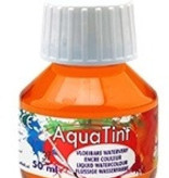 Collall AquaTint fles 50 ml Oranje