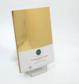 Central Craft Collection A6 Spiegelfolie Goud
