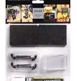 Securit Preisschild A8 (20 Stück) inkl. Versand 1x SMA-Marker