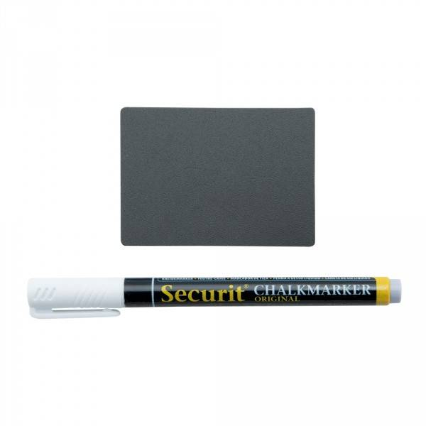 Securit Pricetags A8 (20 pcs) incl. 1x SMA Marker