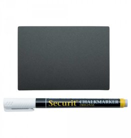 Securit Pricetags A7 (20 stks) incl. 1x SMA Marker