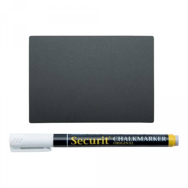 Securit Pricetags A7 (20 pièces) incl. 1x marqueur SMA