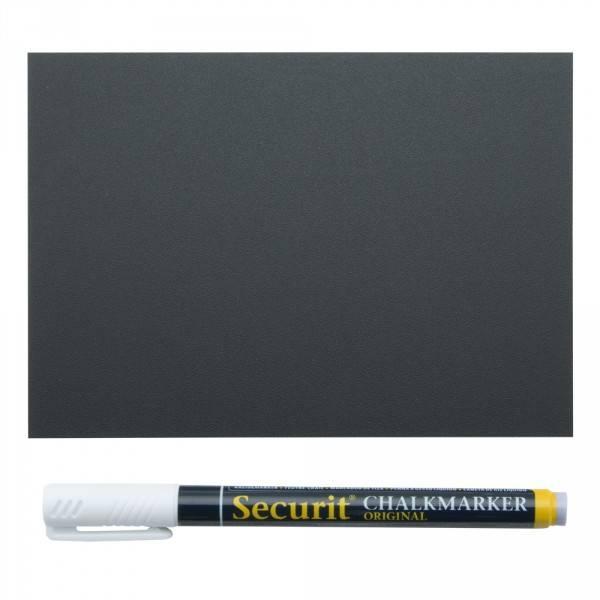 Securit Pricetags A6 (20 pcs) incl. 1x SMA Marker
