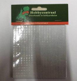 Hobbycentraal Foam pads ZWART 2 mm