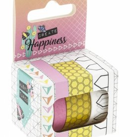 Studiolight Washi Tape, Create Happiness nr.02