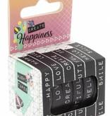 Studiolight Washi Tape, Create Happiness nr.03