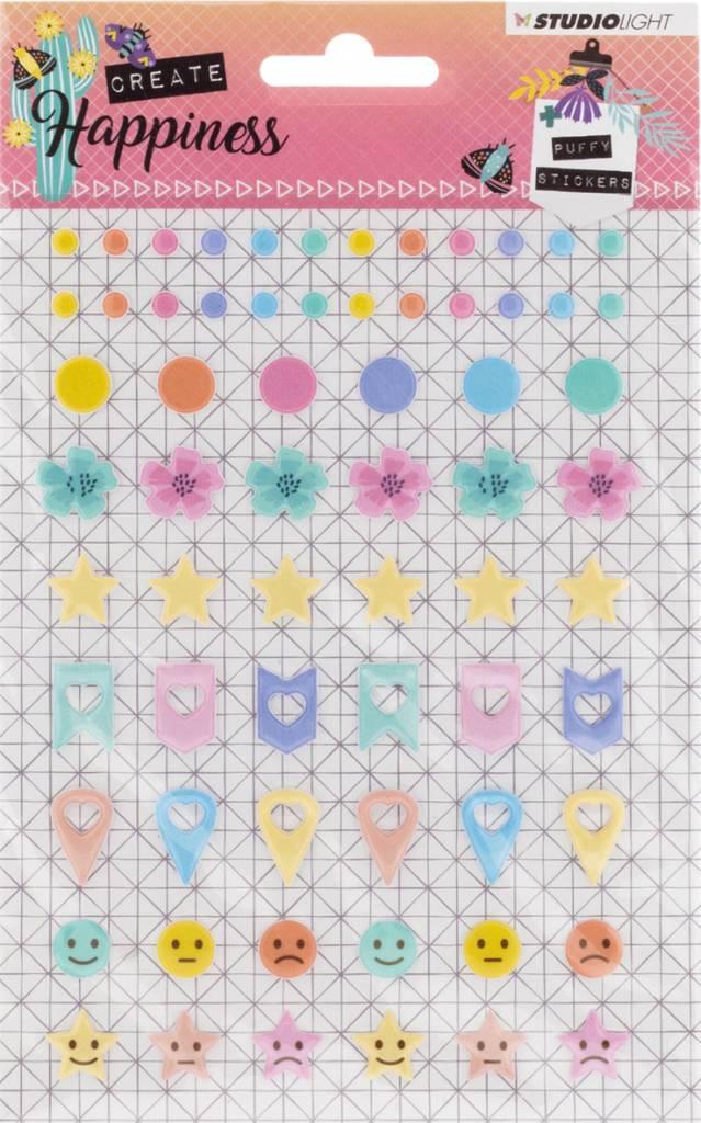Studiolight Sticker, Create Happiness nr.01