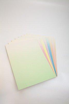A4 Blok Rainbow