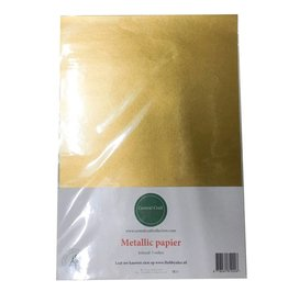 Central Craft Collection Metallic papier Goud