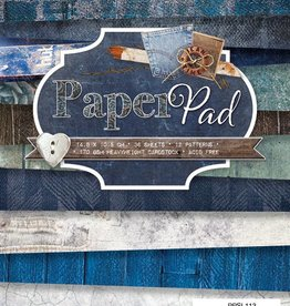 Studiolight Paper Pad A6, 36 vel, 12 patronen nr.113